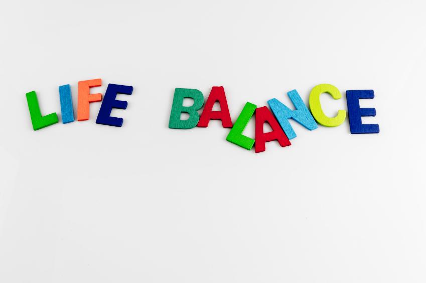 Overcoming codependency creates life balance.